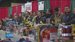 Gifts for Teens drive breaks a record