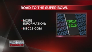 Tech Talk: Road To The Super Bowl 2017