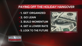 Tips for Paying Off Holiday Debt