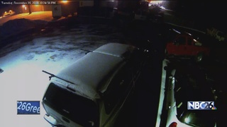 Police Search for two Plow Thieves