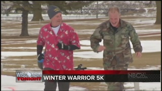 6th Annual Winter Warrior 5K