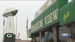 Businesses prepare for busy Packers game day
