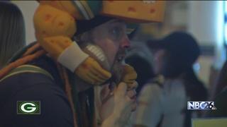 Despite loss, fans still love their Packers