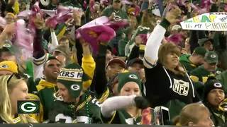 Green Bay ranked as number one city for football