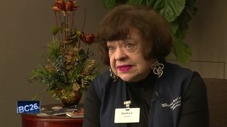 80-year-old heart patient is paying it forward
