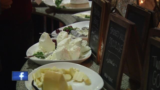 Best cheesemakers across U.S. compete in Wisconsin