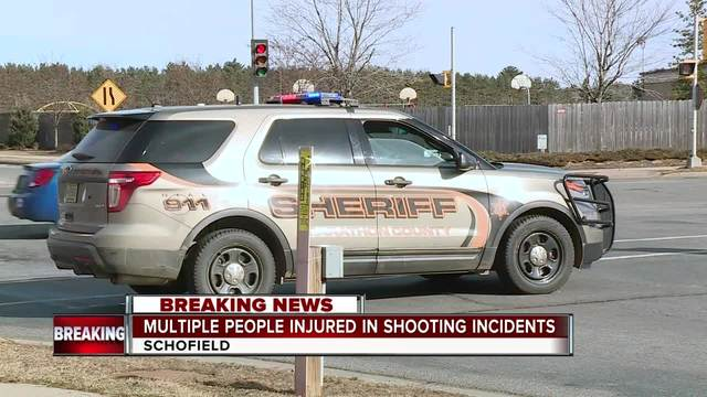 Wausau area police officer killed in shooting rampage