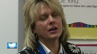 Teacher Honored for Mentoring