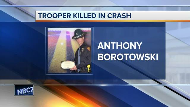 State Patrol trooper killed in Sauk Co. crash