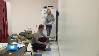 Company donates repairs to St. Vincent de Paul
