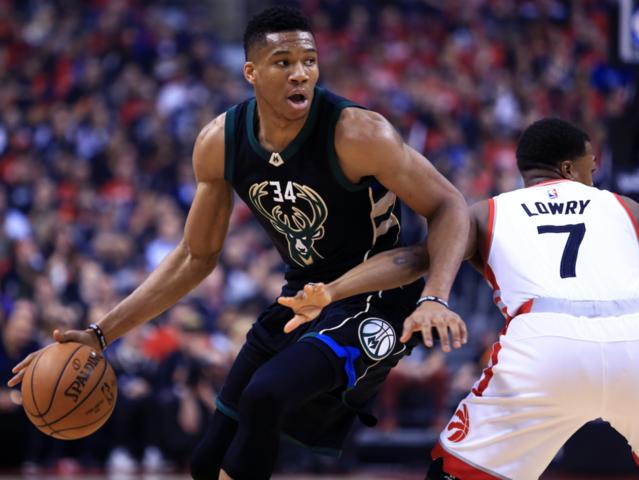Bucks out of National Basketball Association  playoffs despite Aussies' best efforts
