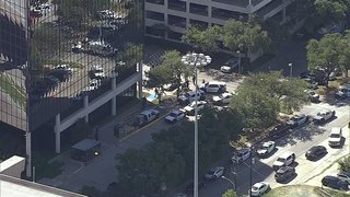 Active shooter reported in downtown Dallas
