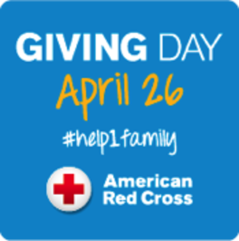 Red Cross helps families on Giving Day