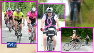 Titletown Bike Tour helps fight against cancer