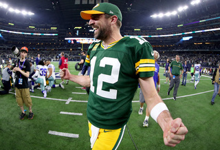 Athlon Sports has Packers winning NFC North