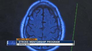 Stroke mentorship program helps survivors