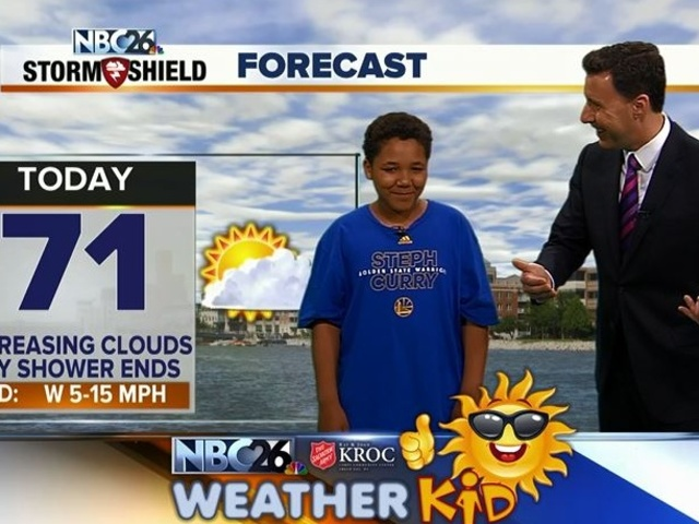 Meet Connor Our Weather Kid Of The Week Nbc26 Wgba Tv