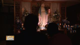 Small Towns: Catholic shrine in Champion