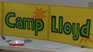 Camp Lloyd helps grieving children