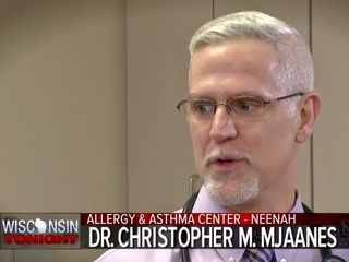 Wisconsin Tonight: Allergy and Asthma Center