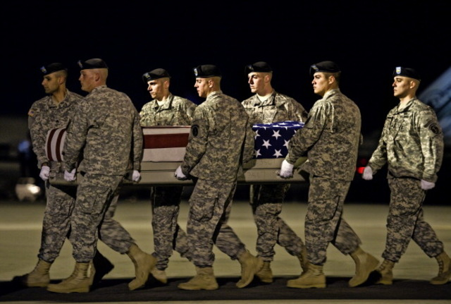 United States  identifies soldiers killed by Afghanistan servicemember