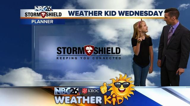 Meet Harley Our Weather Kid Of The Week Nbc26 Wgba Tv