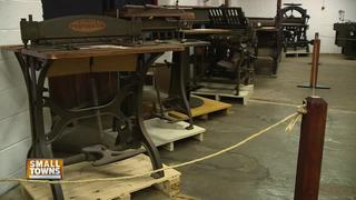 Small Towns: Hamilton Wood Type Museum