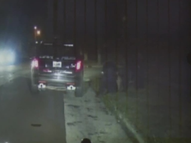 Dashcam video released of naked man tased and arrested in Manitowoc