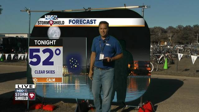 Cameron's Weather Roadshow at EAA AirVenture