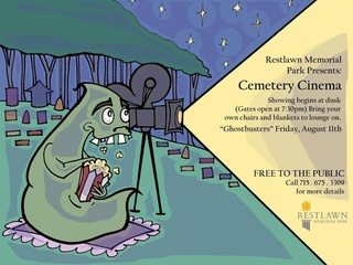 'Cemetery Cinema' raising concerns in Wausau
