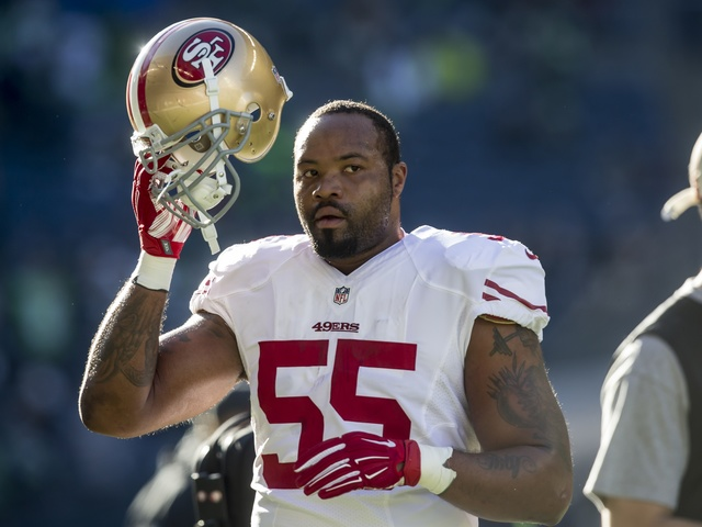Former 49ers' linebacker Ahmad Brooks signing with Green Bay Packers