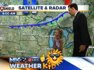 Meet Bria, our Weather Kid of the Week