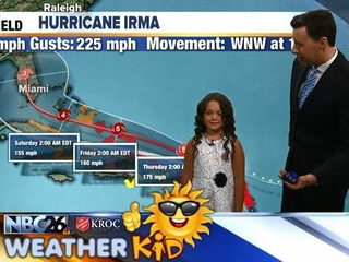 Meet Marissa, our NBC26 Weather Kid of the Week