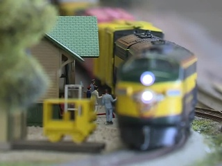 Small Towns: GB Area Model Railroaders Club