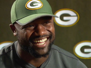 NBC26 exclusive interview with Ty Montgomery