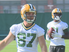 Jordy Nelson returns to practice