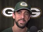 Rodgers shares 'weirdest' NFL moment