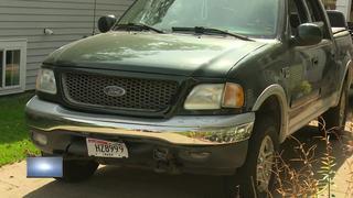Man retrieves his stolen car by causing crash