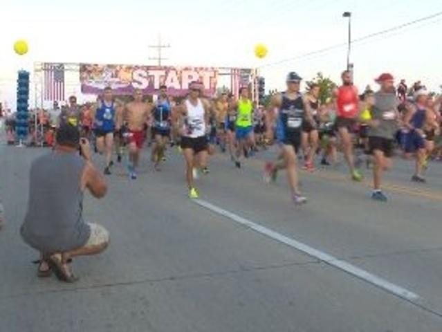 Fox Cities marathoner competes in 100th race