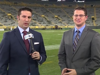 NBC26 Sports team breaks down Packers OT win