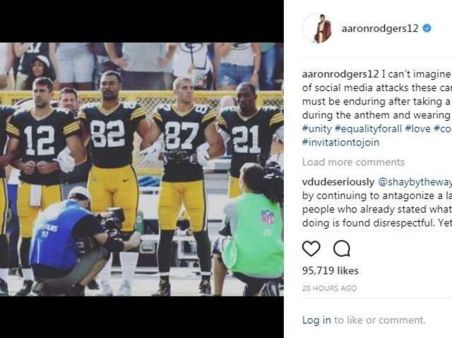Trump's Bigotry Reaches a New Level and the NFL Takes a Knee