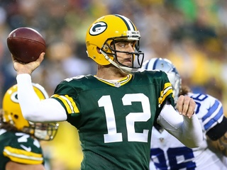 Rodgers frustrated with some younger Packers