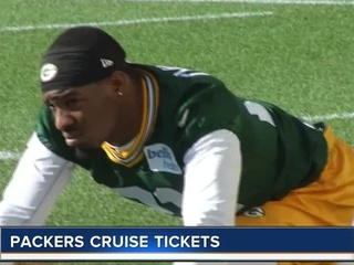 Spots still available for Packers Legends Cruise