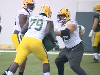 Good, bad news on Packers injuries at practice