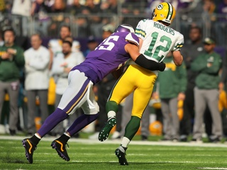 Packers send Aaron Rodgers to injured reserve