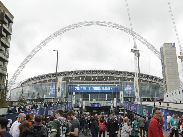 National Football League official: 'Ambition' to get Packers playing in London in 2018
