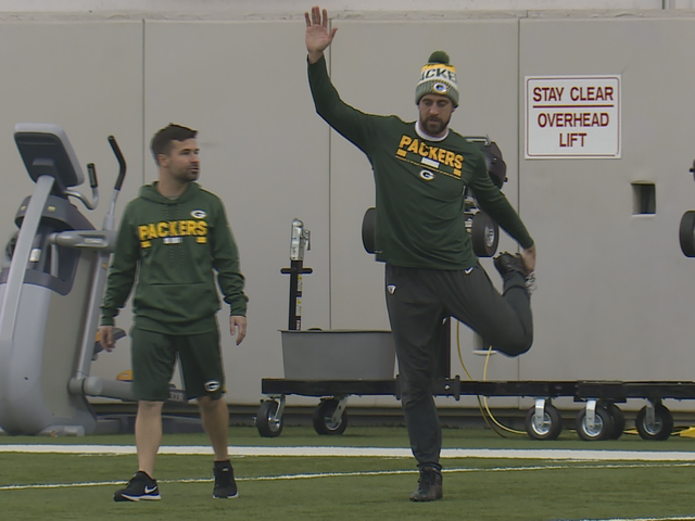 McCarthy: Aaron Rodgers making