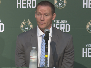 Wisconsin Herd introduce new head coach and GM