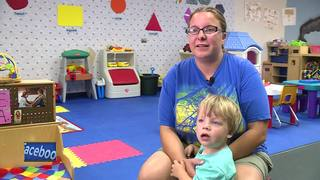 Young parents get respite care from B.A.B.E.S.
