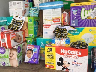 NBC26 Diaper Drive helps babies in need